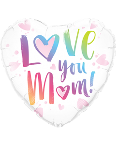 Love You M(Heart)M! Herz 18in/45cm