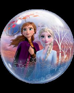 Frozen II Single Bubble 22in/55cm
