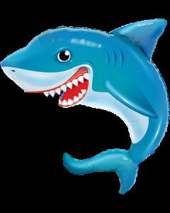 Smilin Shark Folienfiguren 36in/90cm