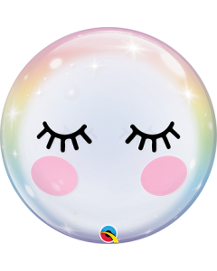Eyelashes Single Bubble 22in/55cm