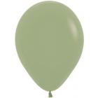 Fashion Eucalyptus Latexballon Rund 11in/27.5cm